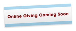 online-giving-coming-soon